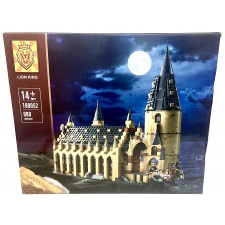 Конструктор Замок 980 дет. 180052