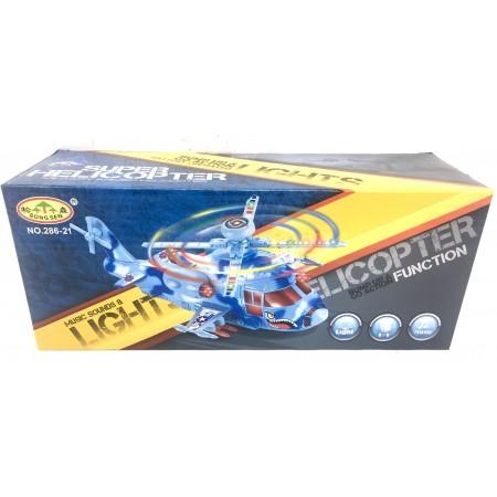 Вертолет (свет/звук) 286-21