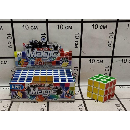 Кубик Рубика 6 шт. в блоке A333