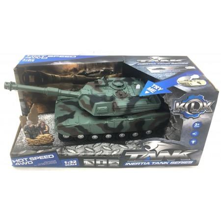 Танк (свет/звук) KLX700-4A