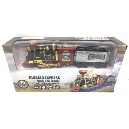 Поезд Экспресс 10 дет.  2863C