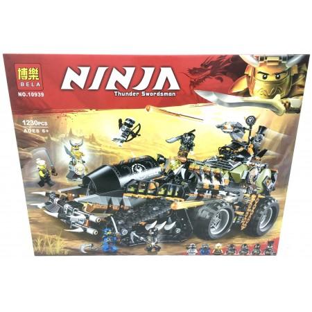 Конструктор Ниндзя 1230 дет. 10939
