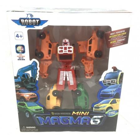 Робот-Трансформер 6в1 339-6C+