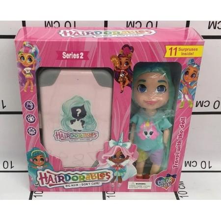 Кукла Hairdorables с аксессуарами 668Z-17C