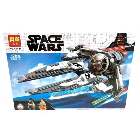 Конструктор Звездные Воины 408 дет. 11421