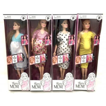 Кукла Беременная LD6001