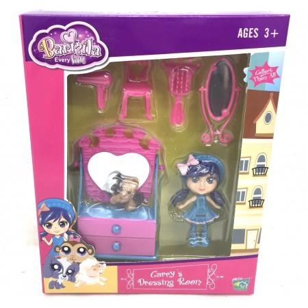 Кукла Бармилла с Набором Мебели 60225