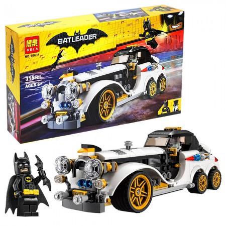 Конструктор Бэтмен 315 дет. 10631