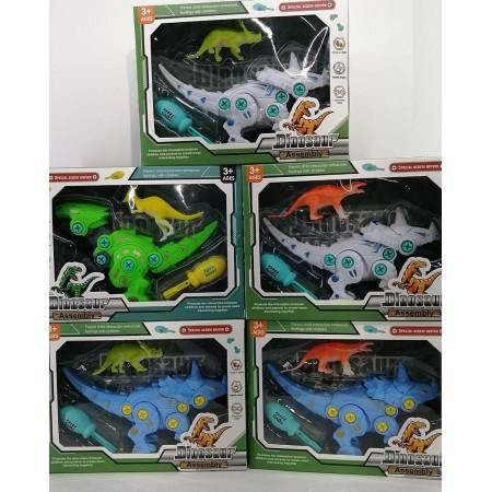 Конструктор-Динозавр 789A-6