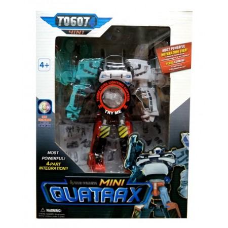 Робот-Трансформер 4в1 339-4C+