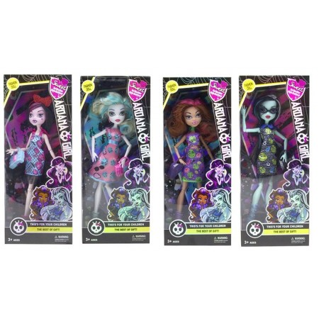 Кукла Монстр DH2163