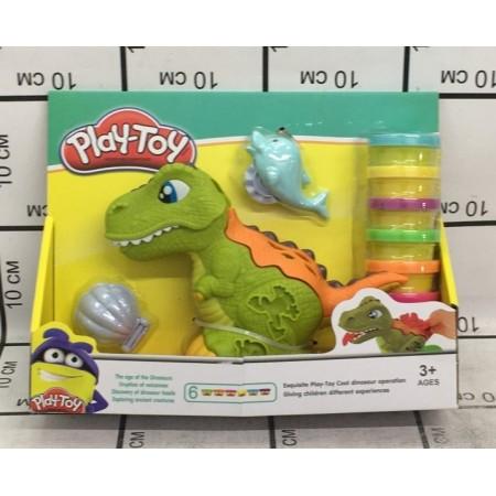 Набор Для Лепки Динозавр SM8041