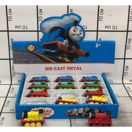 Поезд Томас Металл 12 шт. 787-5