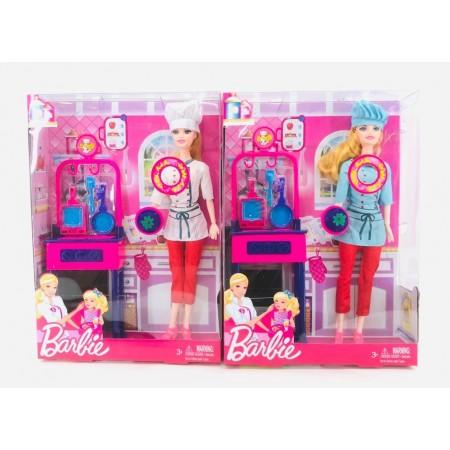 Кукла Повар Шарнир HB021B