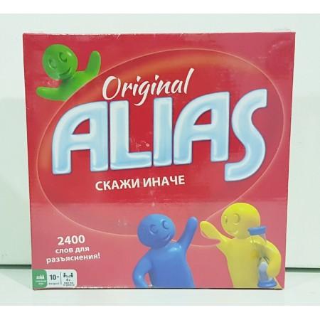 Настольная Игра ALIAS 0134R-6