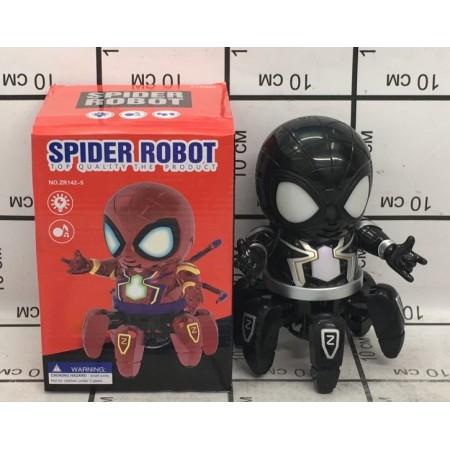 Робот Человек-Паук (свет/звук) ZR142-5