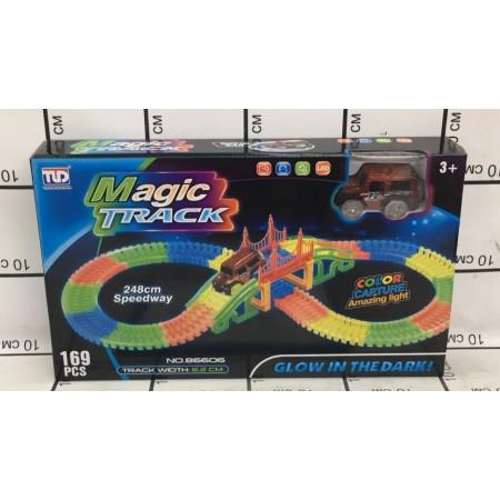 Magic Track 169 дет. T86606