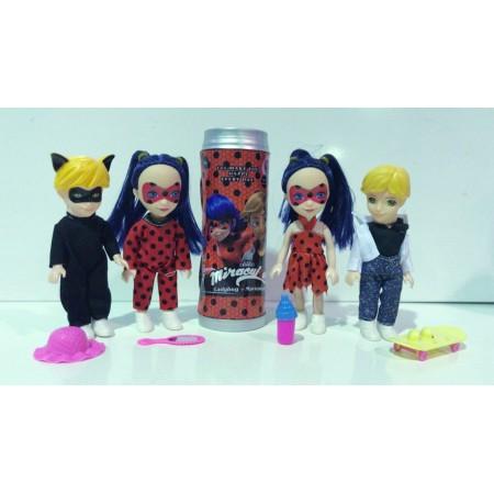 Леди Баг Кукла в Банке WA2017