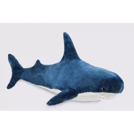 Акула 65 см. Мягкая