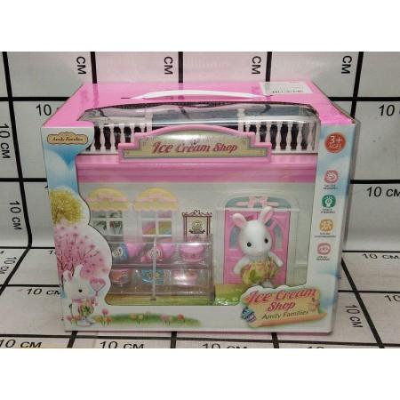 Счастливая Семья Магазин Мороженого AML-1C688