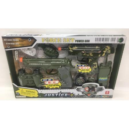 Набор Военного 34180