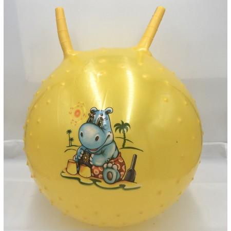 Мяч Прыгун с Рожками 25172-10/25172-9