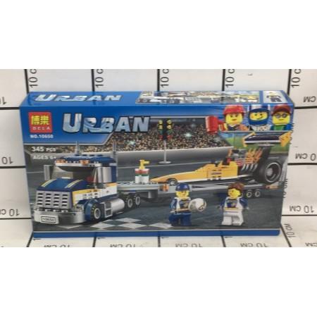 Конструктор Urban 345 дет. 10650