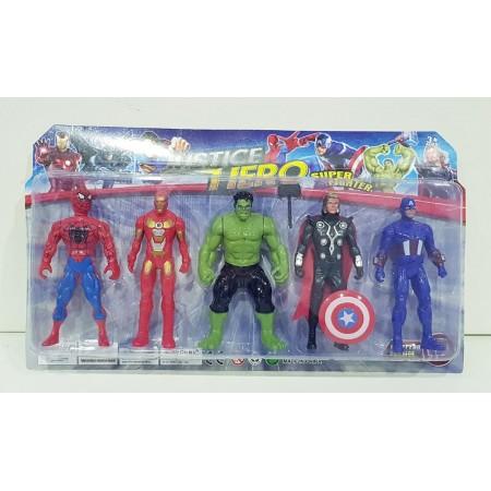 Супер Герои Набор R899-51