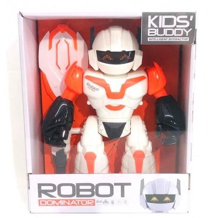 Робот (свет/звук) 605-1