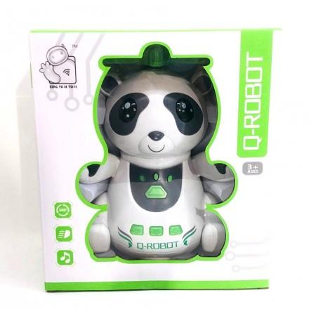Робот Панда (свет/звук) 602