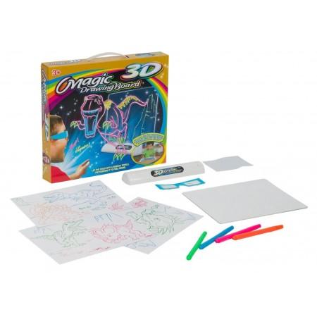 Доска для рисования 3D YM191