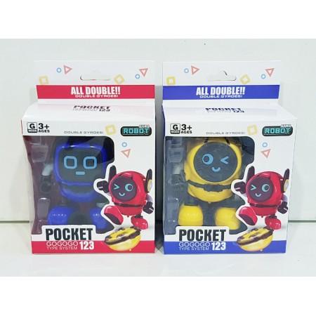 Робот-Волчок F6281
