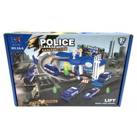 Парковка Полиция 2A-6