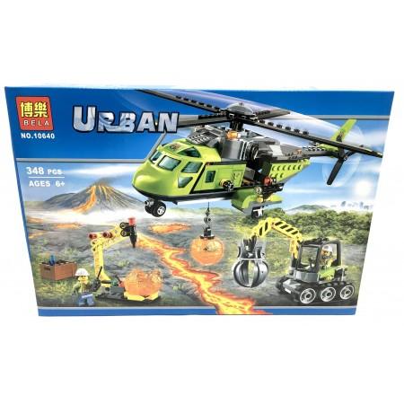 Конструктор URBAN 348 дет. 10640