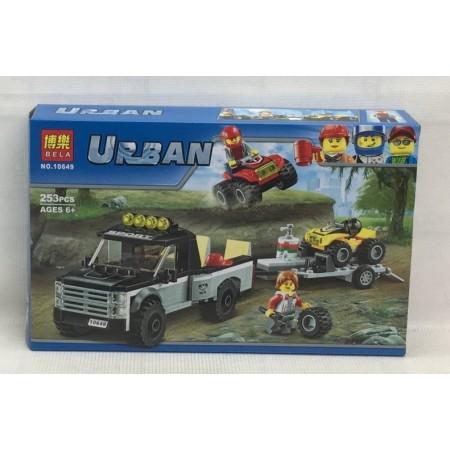 Конструктор URBAN 253 дет. 10649