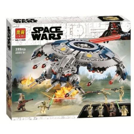 Конструктор Звёздные войны 399 дет. 11420