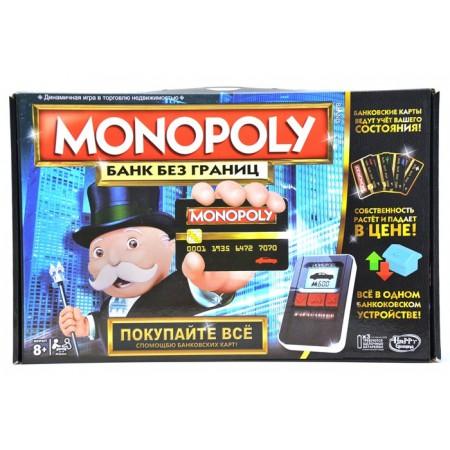 Монополия с Банковскими Картами 4007