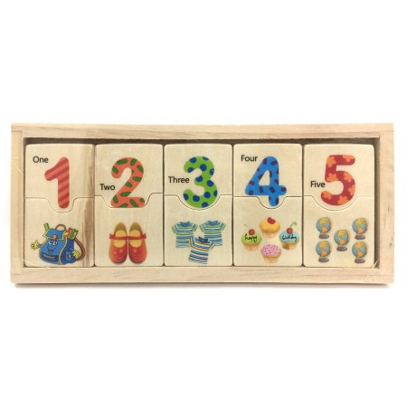 Игрушка Считалочка (дерево) 92-54