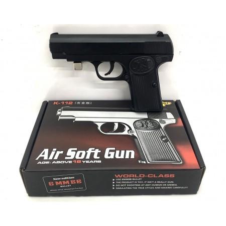 Пистолет Металл K112