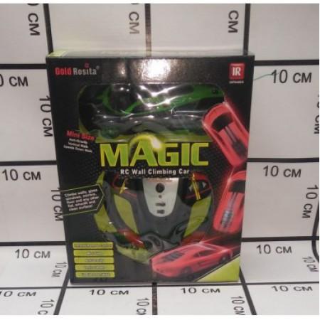 Машинка Magic (ездит по стенам и потолку) Р/У 866-10AB