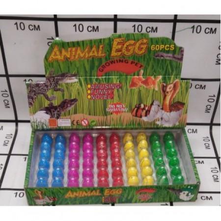 Яйца динозавра 60 шт 27843