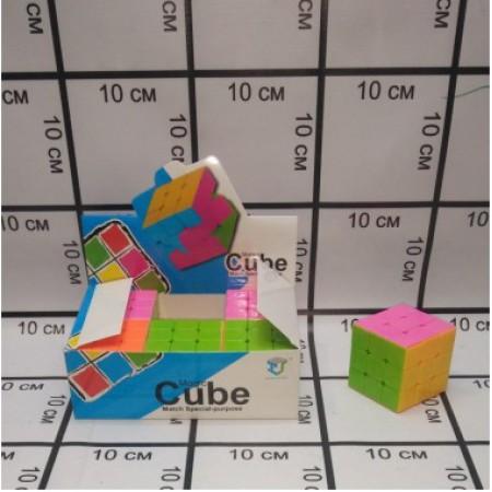 Кубик Рубика 3х3 6 шт в блоке 7788-3/2188-3