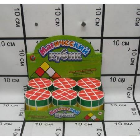 Кубик Рубика 6 шт. в блоке PK2042Y