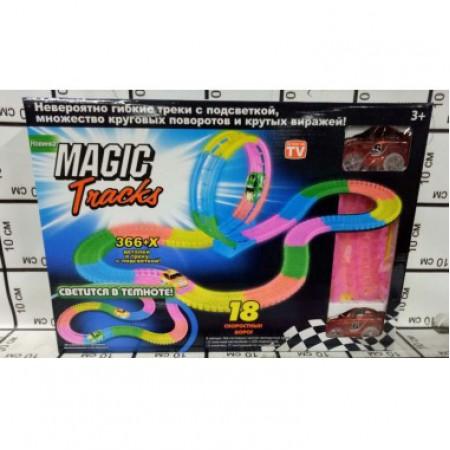 MAGIC TRACKS 366 дет.