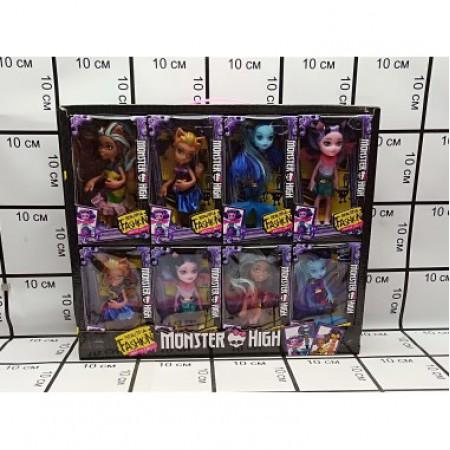 Куклы Монстр 16 шт. в блоке 8199