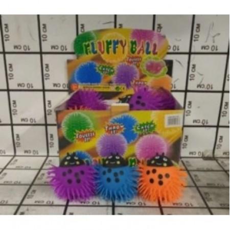Мячик-мякиш 24 шт в блоке 5017