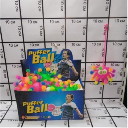 Мячик-мякиш 24 шт в блоке 9008