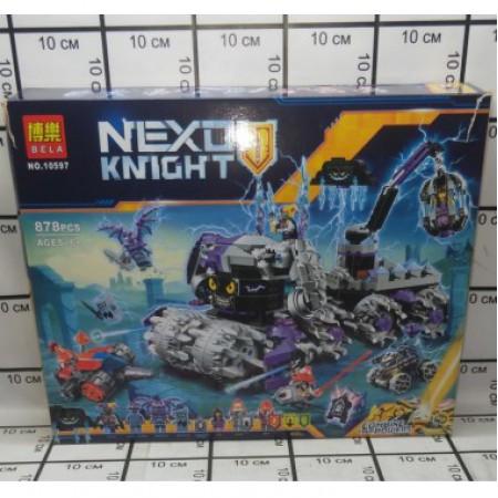 Конструктор Нексо 878 дет. 10597