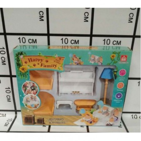 Счастливая семья гостиная 012-08b