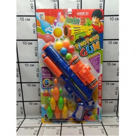 Пистолет + боулинг 648-19